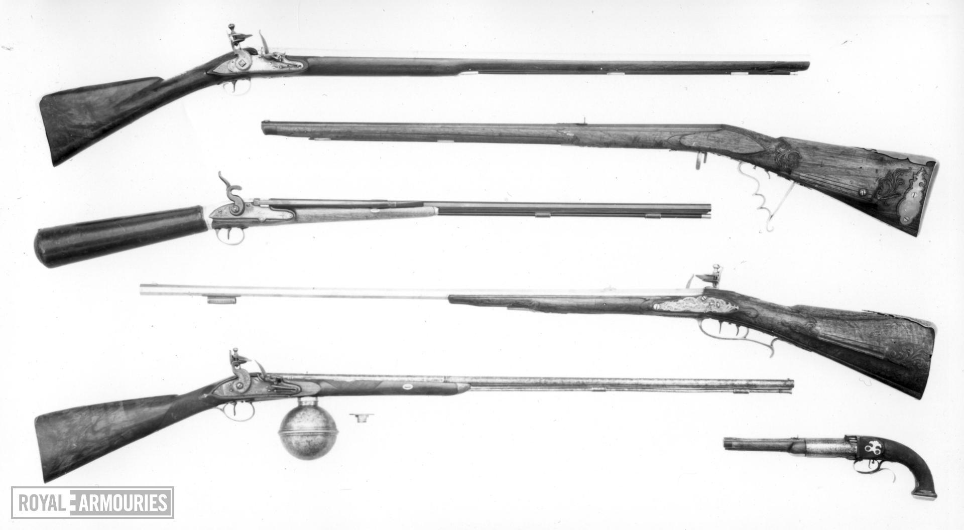 Airgun - Bolzenb³chse