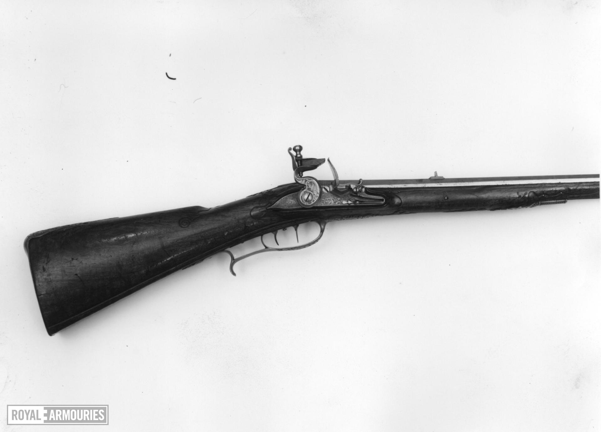 Air rifle - Bolser