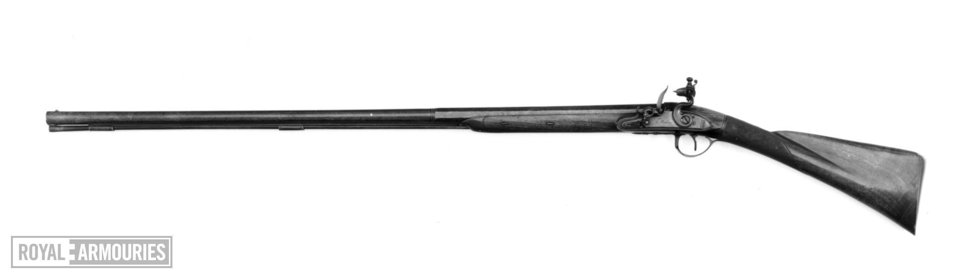 Flintlock gun - By Thomas