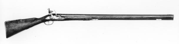 Thumbnail image of Flintlock muzzle-loading rifle - N/A Possibly for Frederick, Elector of Brandenburg, 1688, and King of Prussia as Frederick 1 1701-1713.