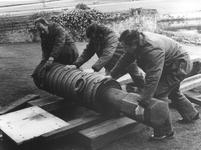 Thumbnail image of 13 in Bombard - The Boxted Bombard Made of Iron