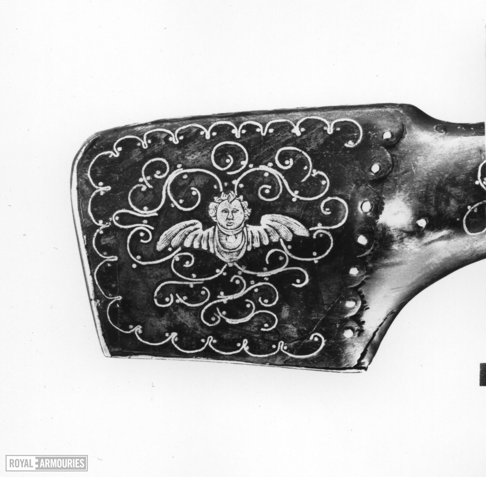 Wheellock Carbine - By Hans Ruhr