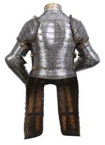 Thumbnail image of Three-quarter armour for a boy of about twelve years old, possibly Edward VI. II.178
