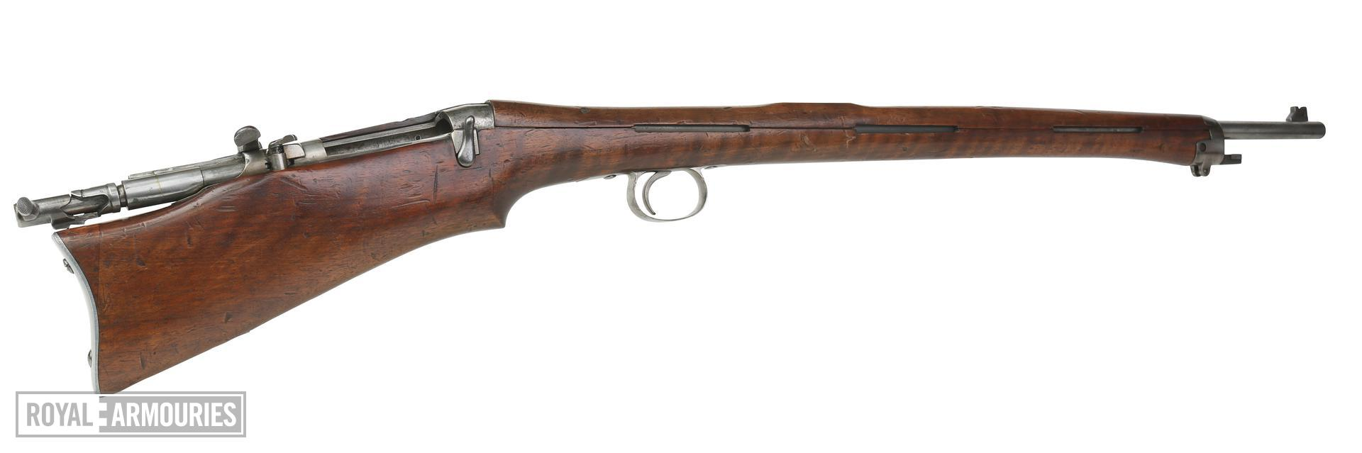 Centrefire bolt-action rifle - Thorneycroft First Pattern