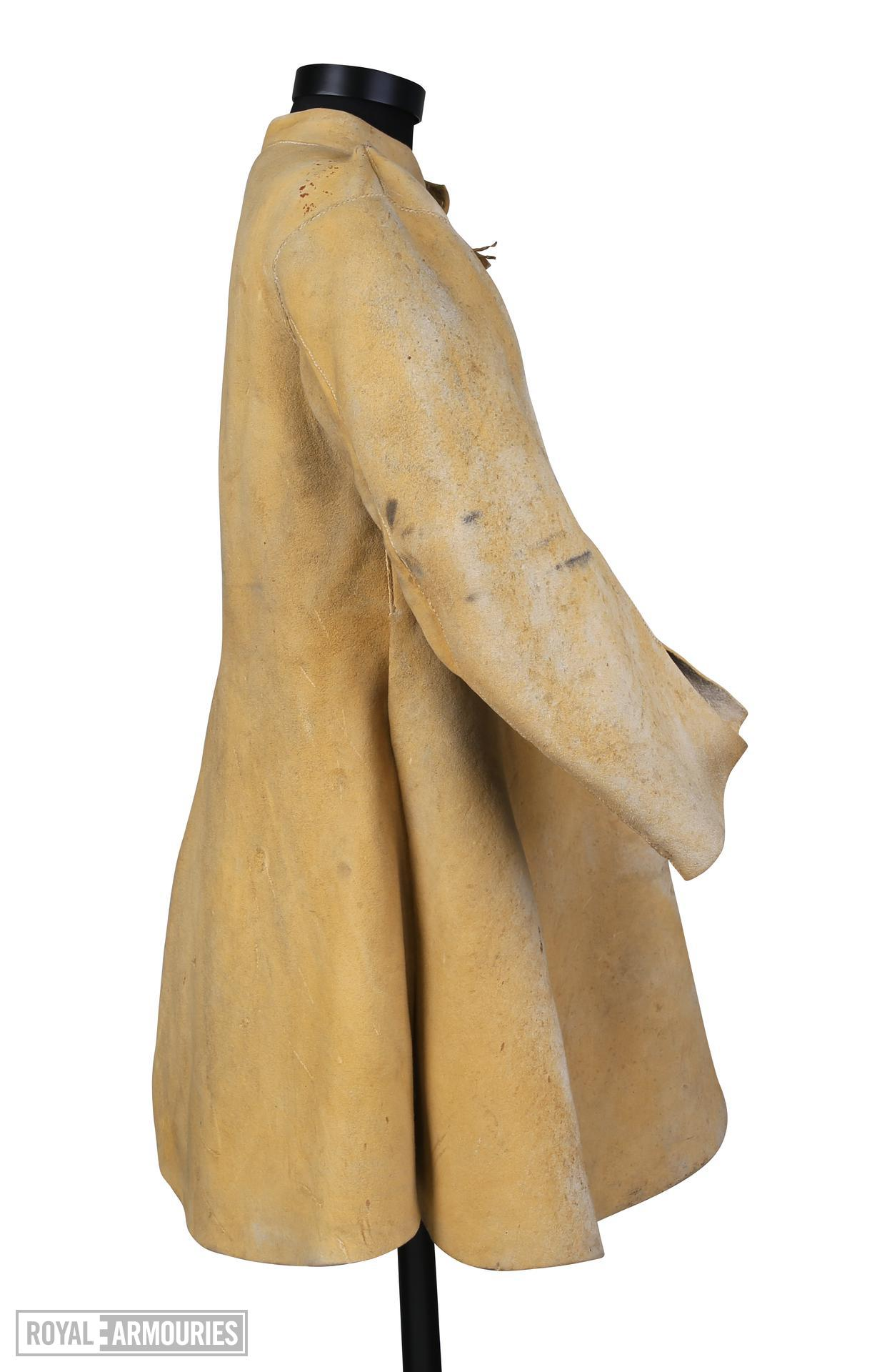 Buff coat For a harquebusier. Littlecote collection III.1951