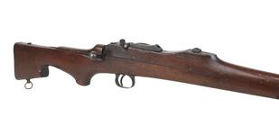 Thumbnail image of Thorneycroft Model 1906 Experimental. Centrefire bolt-action rifle. PR.10280
