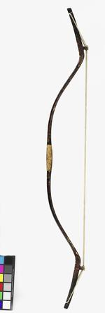 Thumbnail image of Composite bow with cork grip