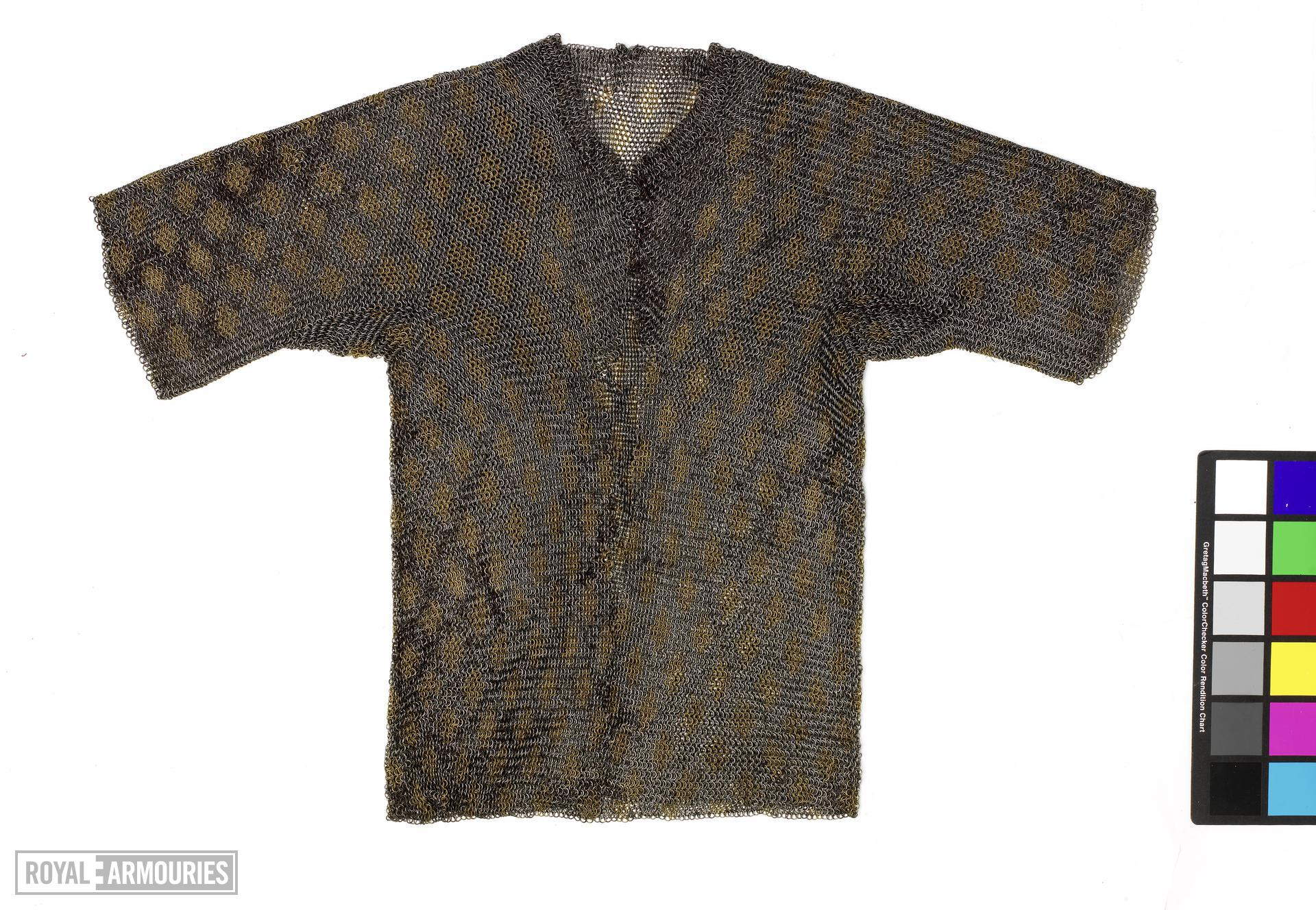 Mail shirt for a boy. Tibetan, 19th century (XXVIA.18a)