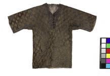 Thumbnail image of Mail shirt for a boy. Tibetan, 19th century (XXVIA.18a)