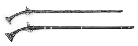 Thumbnail image of Flintlock musket (arnautka)