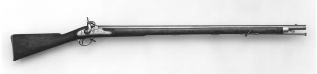 Thumbnail image of Percussion muzzle-loading musket - Pattern 1839 Steel barrel