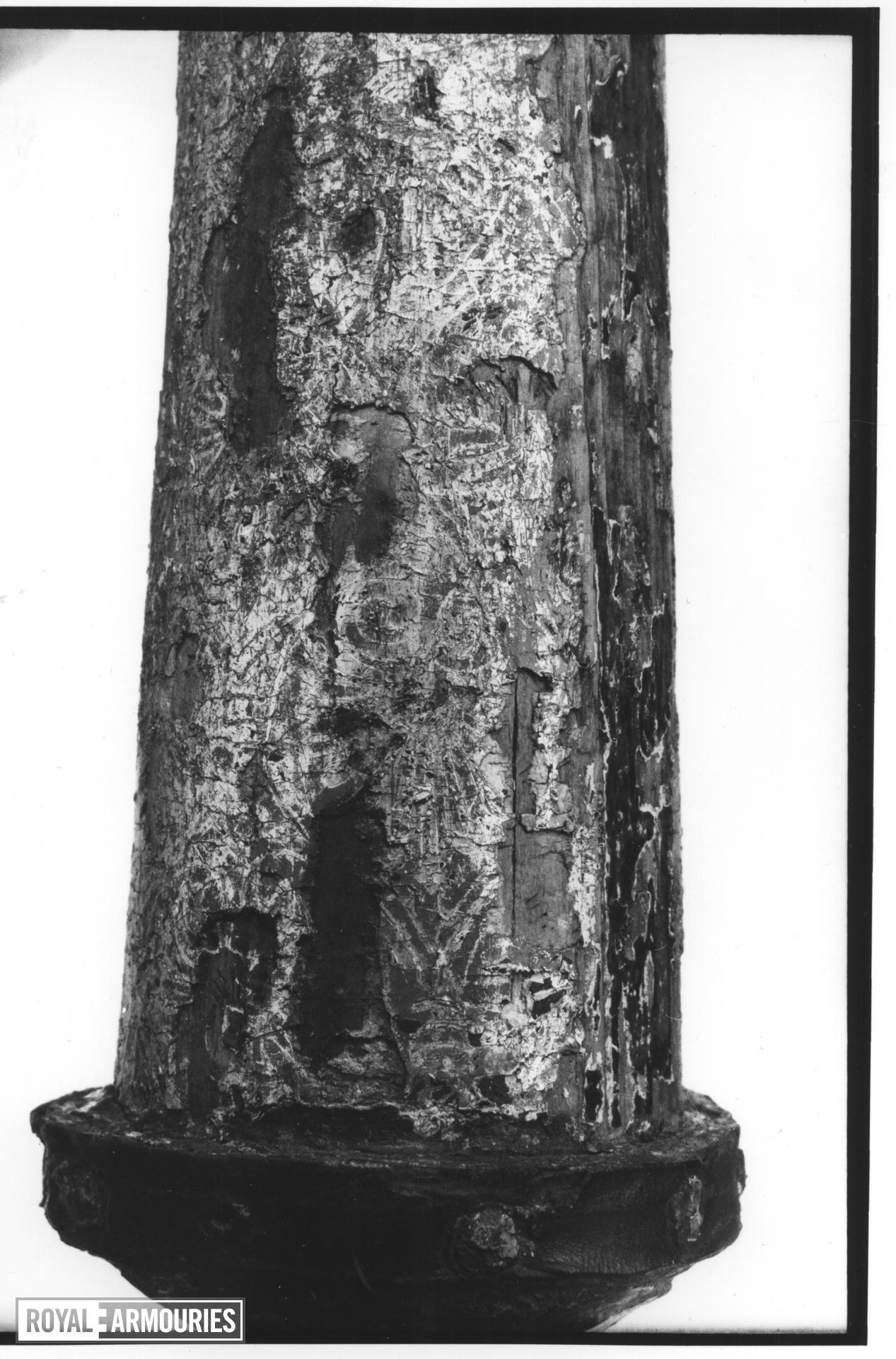 Lance - Jousting Lance Jousting lance. Associated with Henry VIII since 1660.