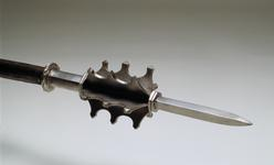 Thumbnail image of Lever mace Lever mace on haft