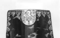 Thumbnail image of Archer's bracer Archer's bracer, for the Guild of St. Sebastian