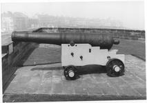 Thumbnail image of 18 pr gun and carriage - Finnbaker Type Made of iron