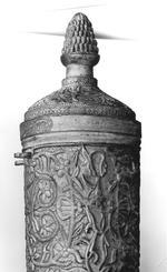 Thumbnail image of 18 pr gun Made of bronze