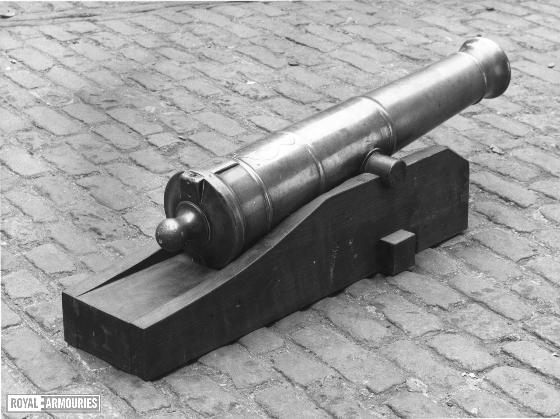 3 pr gun Made of bronze