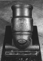 Thumbnail image of 4.4 in mortar - Coehorn mortar Cast by I.P.Verbruggen