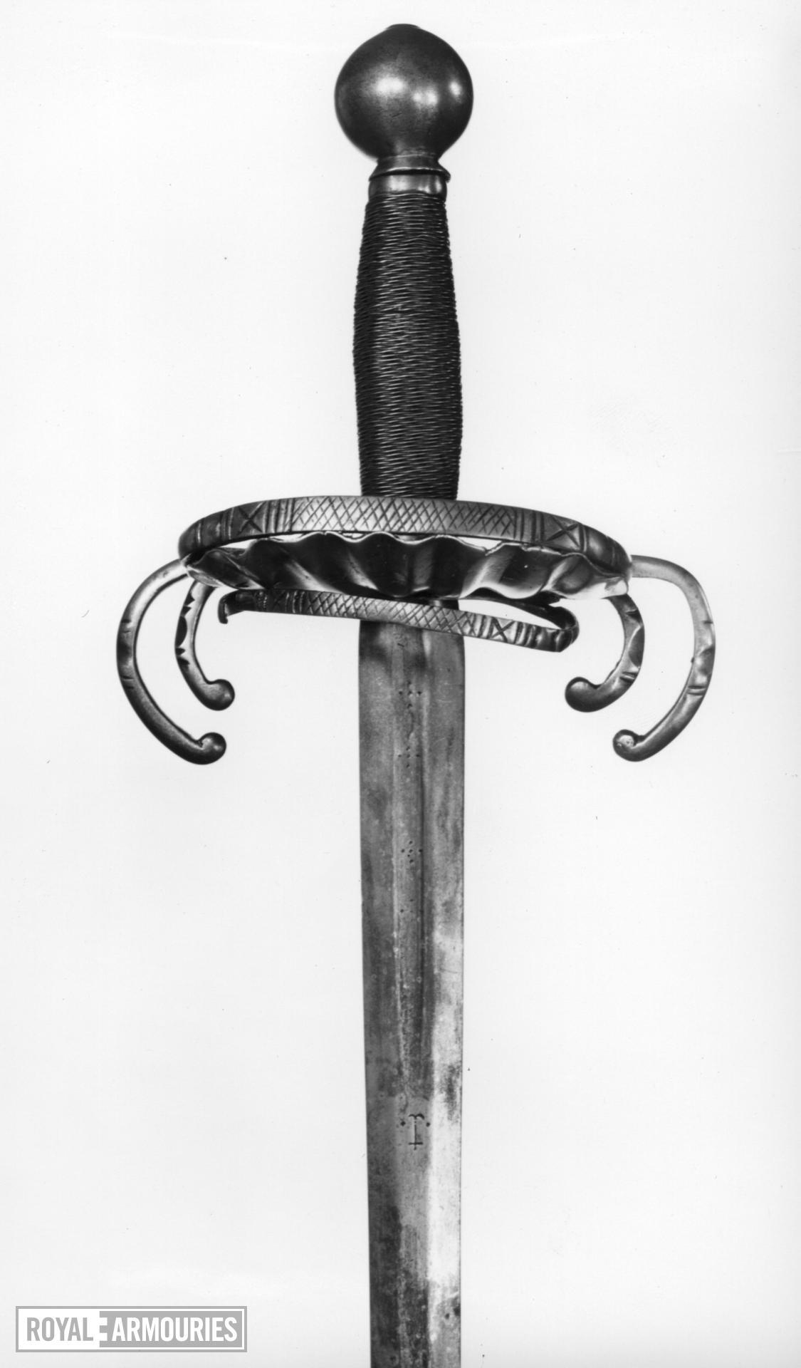 Sword Crab hilted sword