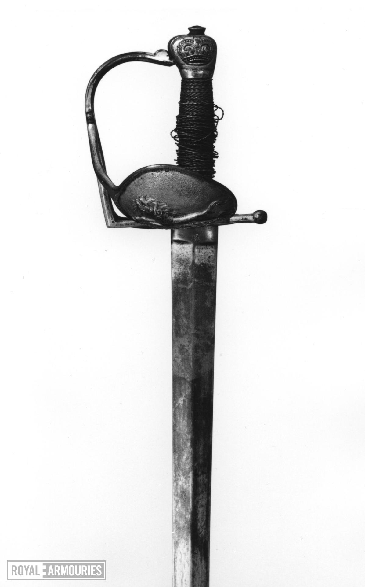 Sword Yeoman Warder's sword