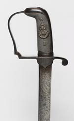 Thumbnail image of Sword Infantry Officer's sword, 52nd Regiment.