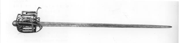 Thumbnail image of Sword Basket-hilted sword