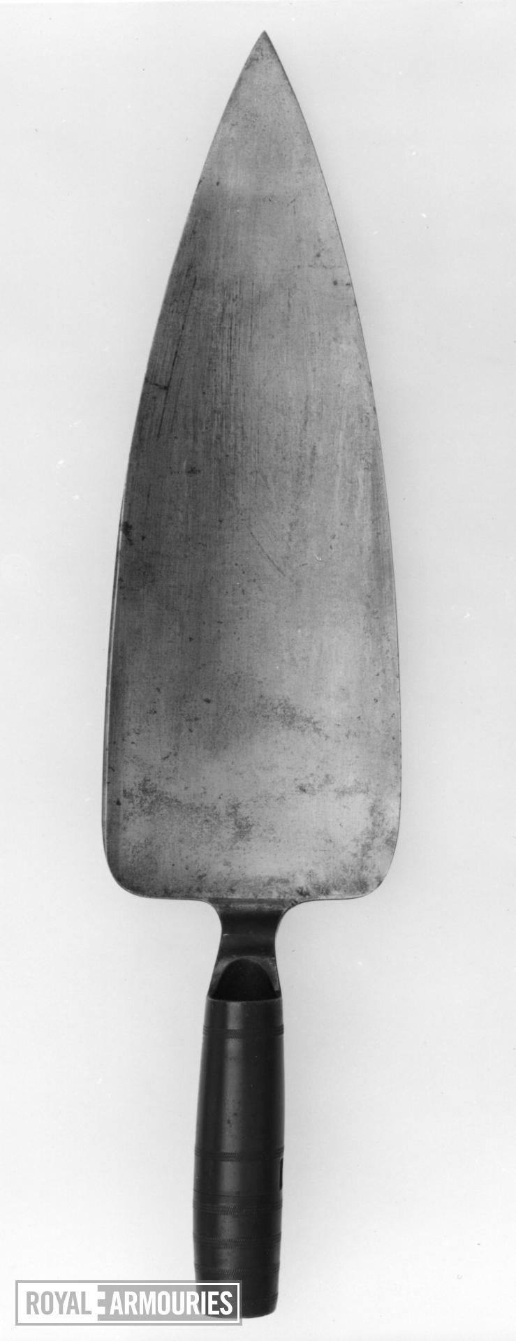 Bayonet Trowel bayonet Model 1873