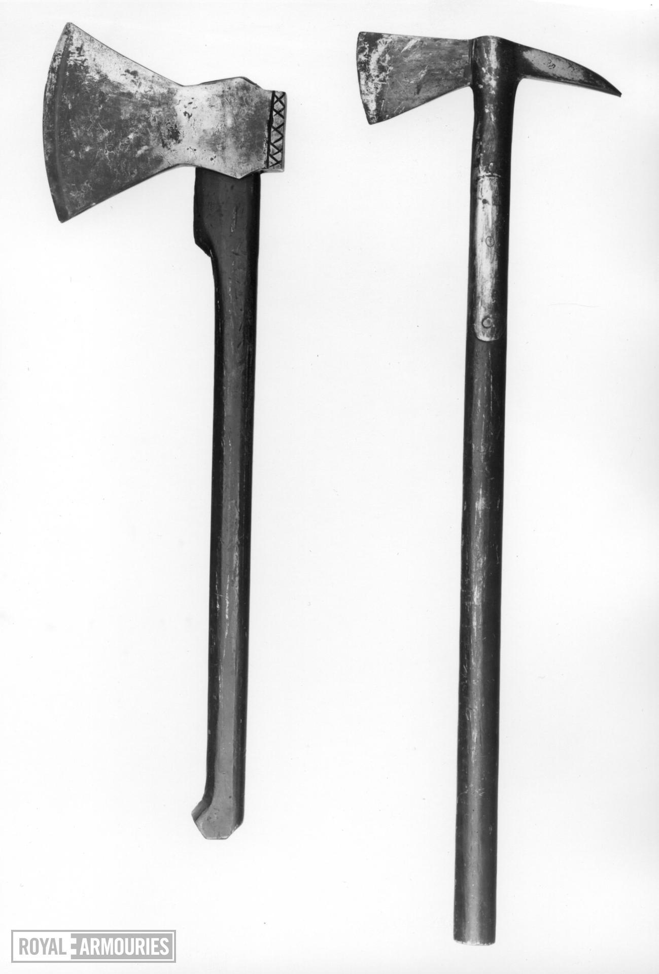 Axe Pioneer's axe