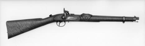 Thumbnail image of Percussion breech-loading cavalry carbine - Model 1861 Westley Richard's pattern