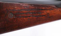 Thumbnail image of Percussion breech-loading military rifle - Calisher and Terry model for the Navy, sealed pattern Short model
