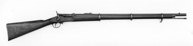Thumbnail image of Centrefire breech-loading rifle - Braendlin-Albini No. 6