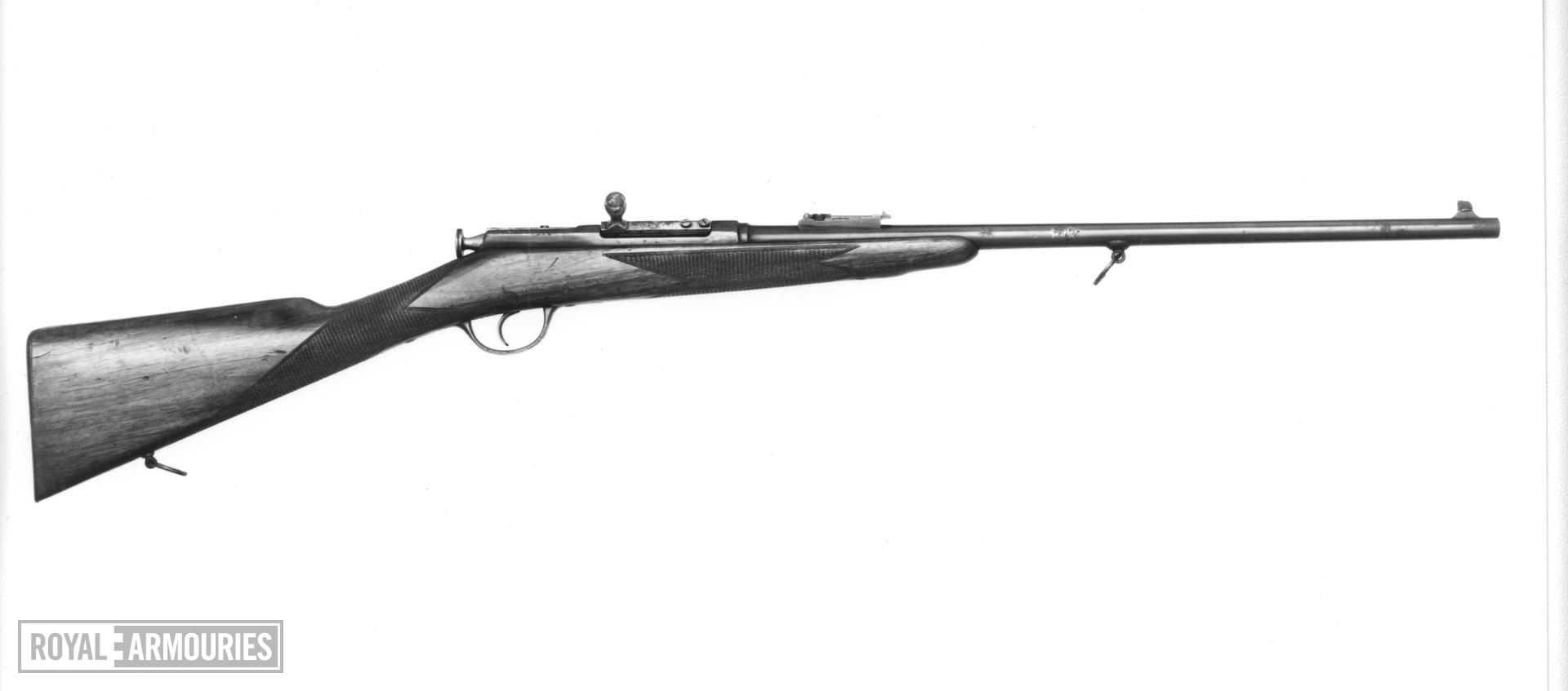 Centrefire bolt-action sporting rifle - Berdan Model II
