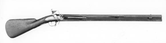 Thumbnail image of Flintlock sporting gun