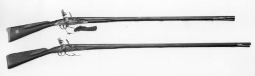 Thumbnail image of Flintlock muzzle-loading musket East India Company Model For African Trade