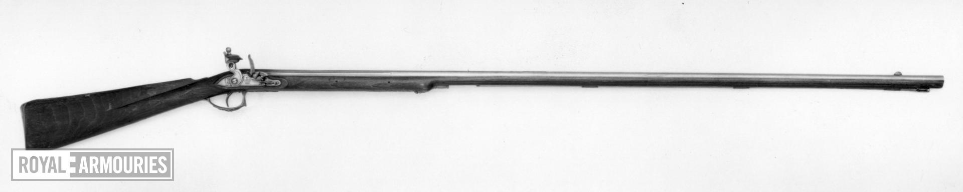 Flintlock musket