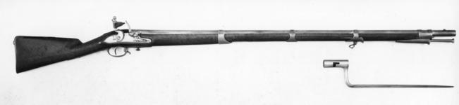 Thumbnail image of Bayonet Socket bayonet for Austrian M1774 musket