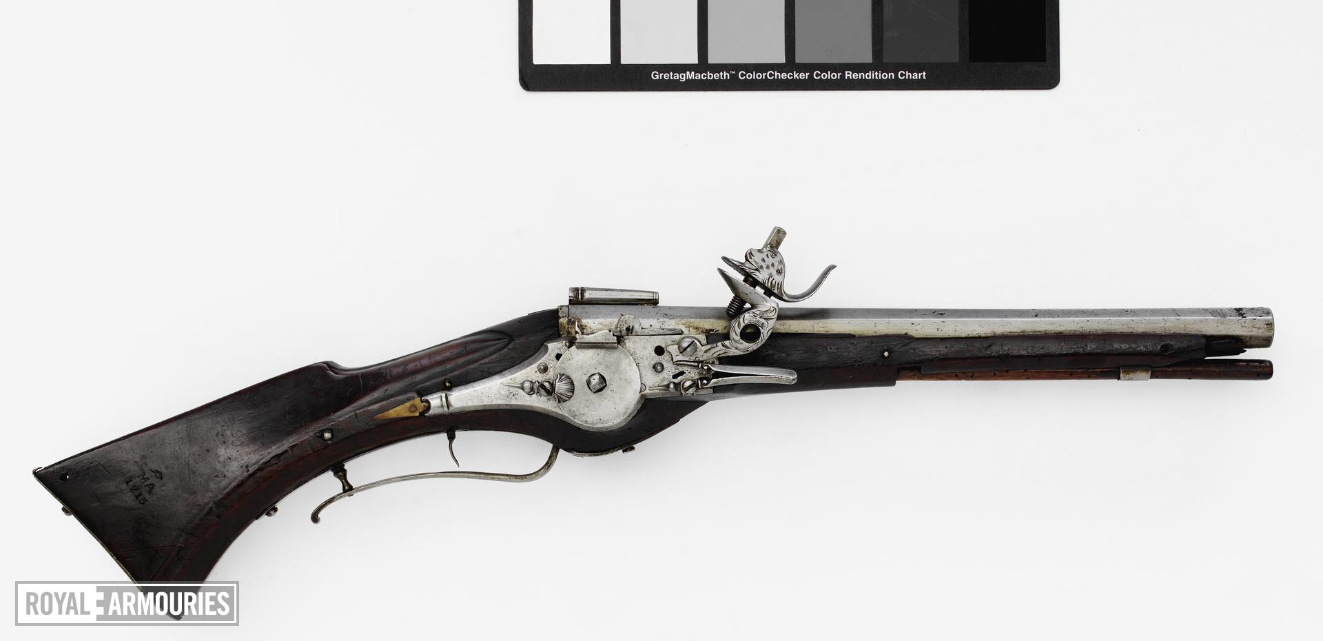 Wheellock carbine