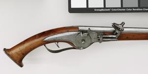 Thumbnail image of Wheellock pistol Military type pistol