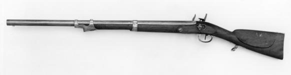 Thumbnail image of Flintlock military carbine For the Mounted Chasseurs of the Consular Guard
