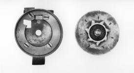Thumbnail image of Flintlock revolver gun - By Collier Using Colliers's principle of a revolver with seven shots.