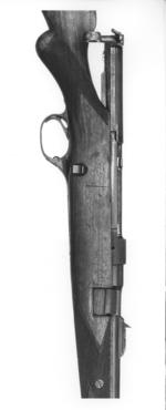 Thumbnail image of Centrefire bolt-action magazine rifle - Ross Model 1903