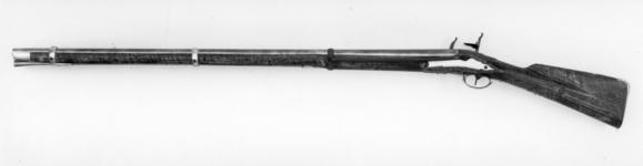 Thumbnail image of Flintlock carbine For Hanoverian Dragoons (?)