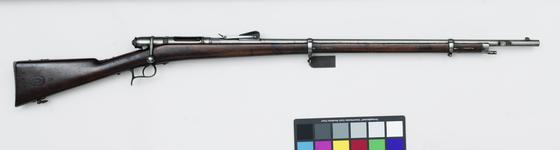 Thumbnail image of Centrefire bolt-action rifle - Vetterli Fucile Model 1870