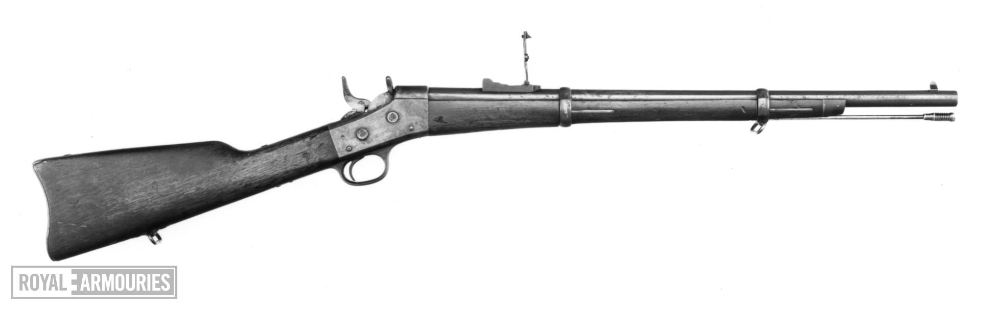 Centrefire breech-loading carbine - Remington Carbine