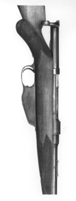 Thumbnail image of Centrefire bolt-action magazine sporting rifle - Ross Model 1900 Retailed by Charles Lancaster