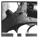Thumbnail image of Percussion five-shot military revolver - Beaumont Adams With military acceptance marks on the frame