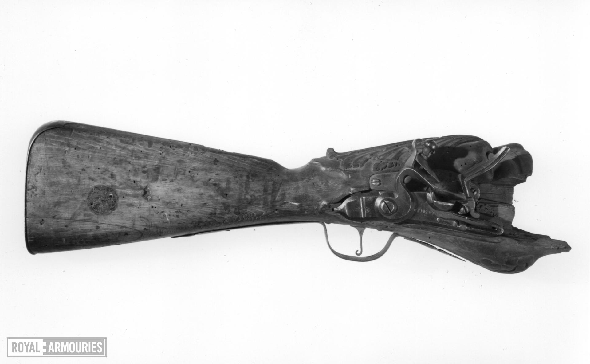 Flintlock firework gun - N/A