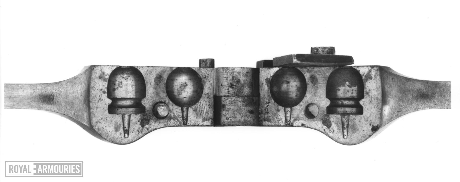Bullet mould For Adams revolver