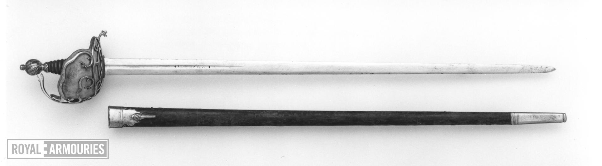 Sword Cavalry Officer's sword