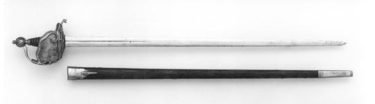 Thumbnail image of Sword Cavalry Officer's sword
